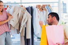 Pria Tersiksa jika Harus Menemani Pasangan Belanja