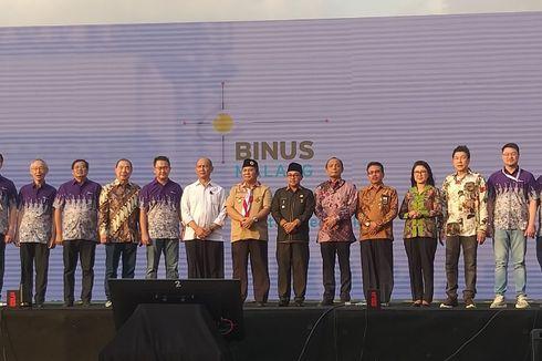 Binus Resmikan Kampus Barunya di Malang