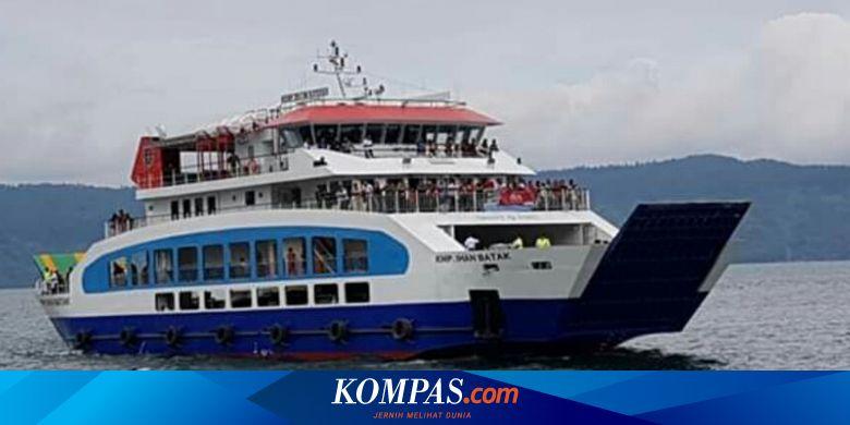 Langkah-Langkah Membeli Tiket Kapal Ferry via Online Halaman all ...