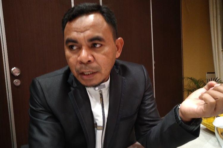 Anggota Komisioner Bawaslu Papua, Jamaluddin