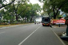 Belum Ada Penutupan Jalan Jelang Mahasiswa Demo di Istana Negara