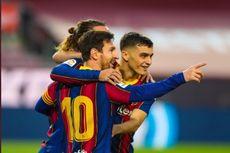 Alasan Messi Tak Jadi Starter dalam Laga Barcelona Vs Real Betis