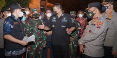 Tekan Penyebaran Covid-19 di Medan, Walkot Bobby Isolasi 2 Lingkungan