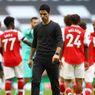 Tottenham Vs Arsenal, Arteta: Dewi Fortuna Belum Berpihak kepada Kami...