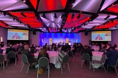 Indonesia-Australia Perkuat Kemitraan Strategis Lewat Indoz Conference 2021