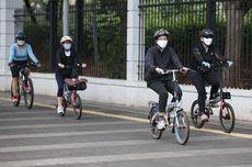 Aturan Menhub Cantumkan Larangan bagi Pesepeda di Jalan Raya
