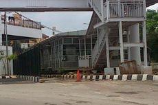 Jalan Sudah Mulus, Transjakarta Belum Bisa Mampir di Halte Manggarai