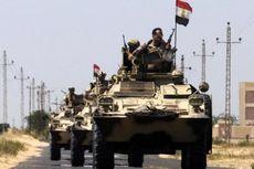 Kelompok Bersenjata Lancarkan Serangkaian Serangan di Sinai