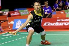 Jonatan Christie Bawa Indonesia Juara