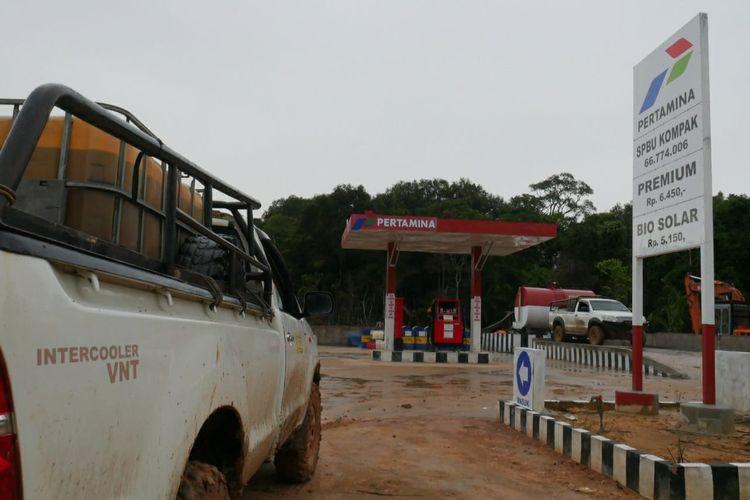Pertamina terus perluas layanan BBM Satu Harga di seluruh Indonesia.
