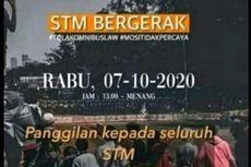 Beredar Poster STM Bergerak Buat Aksi di Sekitar DPR, Polisi: Itu Tidak Ada