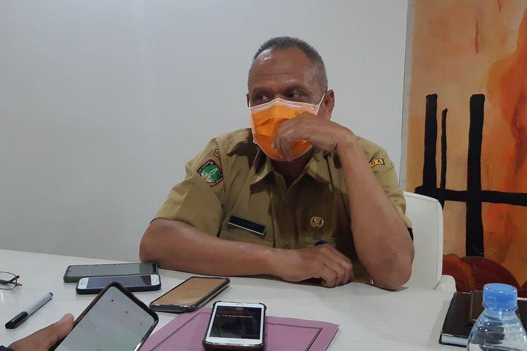 Ketua pelaksana Gugus Tugas Percepatan Penanganan Covid-19 Solo sekaligus Sekretaris Daerah Solo Ahyani.