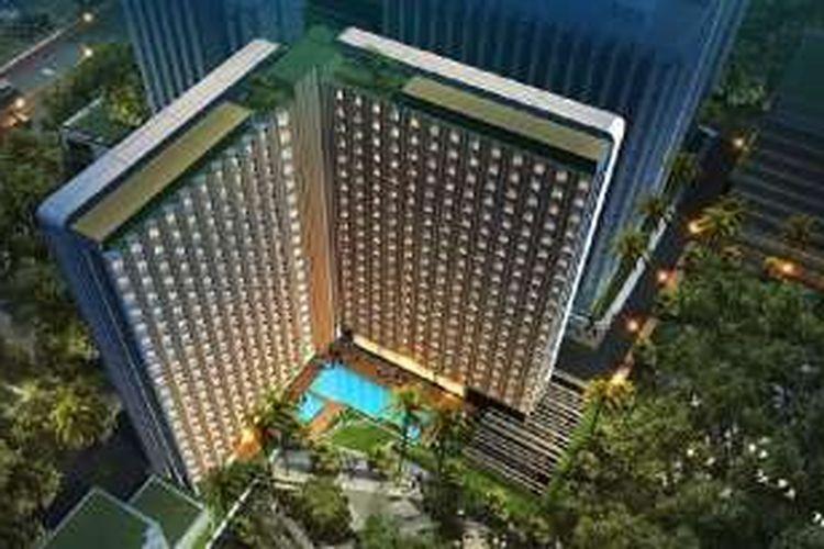 Gading Development menargetkan dapat meraih penjualan sebanyak 300 unit senilai sekitar Rp100 miliar. Rencananya tower Springwood akan mulai diserahterimakan pada 2018 mendatang.