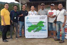 Pembaca Kompas Salurkan Bantuan Kemanusiaan ke Pengungsi Gempa Maluku