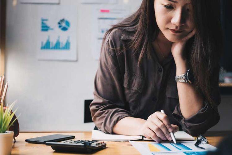 Ilustrasi perencanaan keuangan. (DOK. Shutterstock)