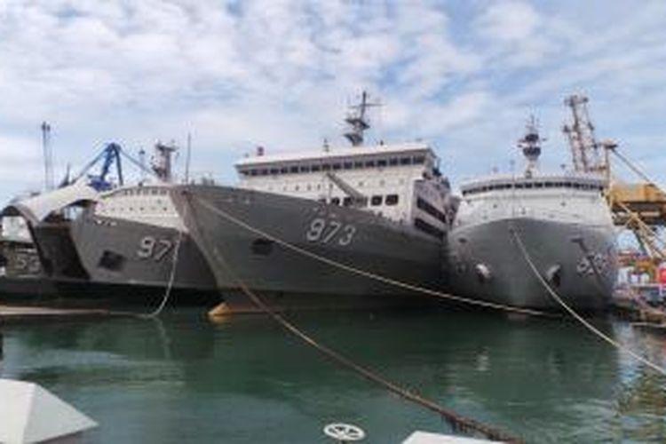 Ilustrasi: kapal perang