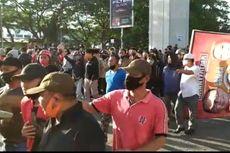 Polisi Temukan 6 Bom Molotov Saat Unjuk Rasa Tolak Omnibus Law di Makassar