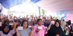 Cegah Stunting, Kemensos Kenalkan Program Sembako Murah