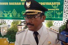 Sri Sultan Hamengkubuwono X Melantik Sutedjo sebagai Bupati Kulonprogo