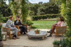 Gaun Hitam Armani, Pilihan Meghan Markle dalam Wawancara Oprah