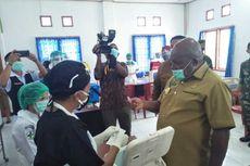 Seluruh Kabupaten dan Kota di Papua Telah Mulai Vaksinasi Covid-19
