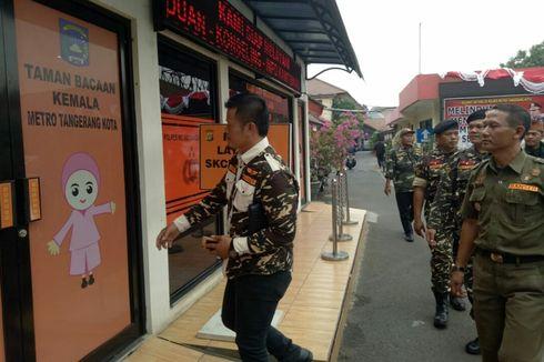 GP Ansor Laporkan Penyebar Video Viral Banser Pakai Mobil Pakai Pelat TNI