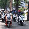 Salah Kaprah, Touring Komunitas Motor Tidak Perlu Lapor IMI