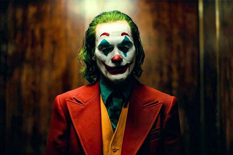 Aktor Joaquin Phoenix saat memerankan Joker di film Joker yang lansir pada Oktober 2019.