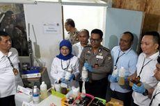 Kisah Pemilik Pabrik Parfum Imitasi di Tamansari Berakhir di Bui...