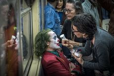 Lebih Getir, Penata Rias Ungkap Rahasia Riasan Joker