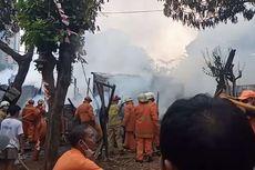 Kebakaran Rumah di Cipete Utara, Warga Gotong Royong Padamkan Api