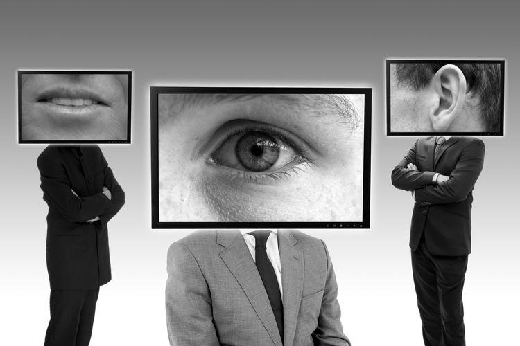 Ilustrasi spionase