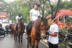 Pasukan Berkuda di Antara Peserta Subuh 1212