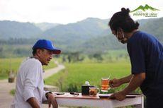 Rute dan Harga Makanan di Geblek Menoreh View Kulon Progo