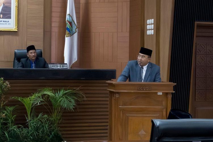Wali Kota Tasikmalaya Budi Budiman.