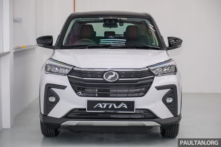 Perodua Ativa - Daihatsu Rocky Malaysia resmi meluncur