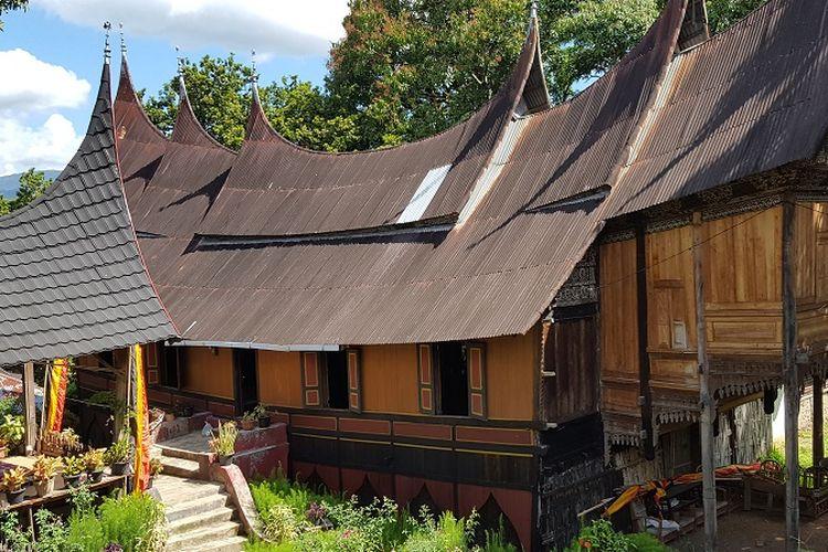 820 Gambar Rumah Adat Gadang Dari Sumatera Barat HD Terbaru