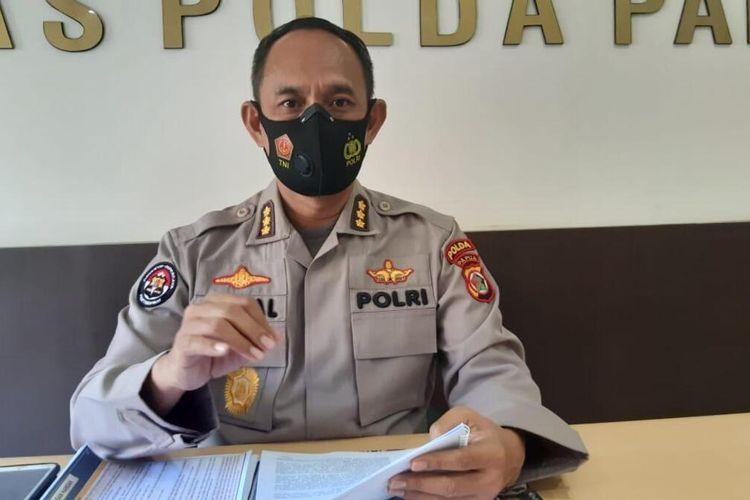 Kabid Humas Polda Papua Kombes Polisi Ahmad Musthofa Kamal