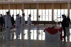 Lantik 2 Pasangan Kepala Daerah, Gubernur Sumut: Bupati dan Wakil Biasanya Akur Hanya 3 Bulan