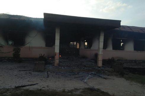 3 Pembakar Kantor Perkebunan Kelapa Sawit di Kalbar Ditetapkan sebagai Tersangka