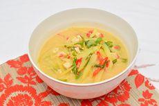 Resep Lodeh Pepaya Muda, Hidangan Berkuah Santan untuk Makan Siang