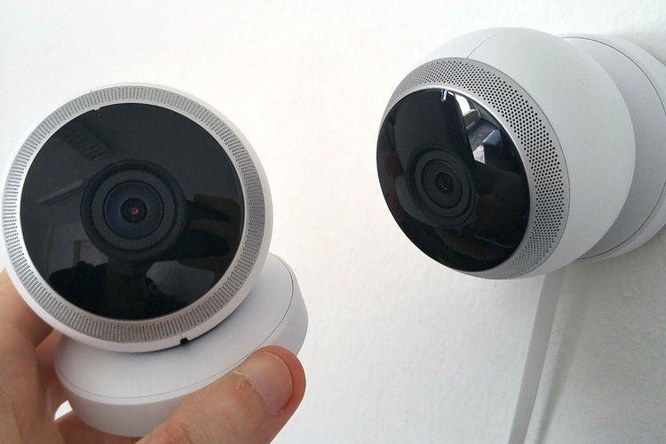 Ilustrasi CCTV.