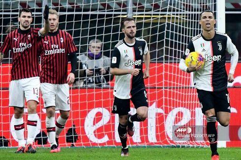 Jangan Percaya Gol-gol Cristiano Ronaldo, Juventus Kini Tengah Krisis...