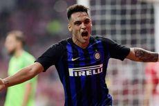 Hati Lautaro Martinez Dianggap Sudah Tidak di Inter Milan
