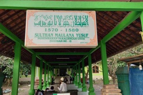 Maulana Yusuf, Raja Banten yang Menaklukkan Kerajaan Pajajaran