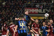 Jadwal Liga Italia Pekan ke-23, Bigmatch Inter vs Milan