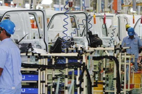 PSBB, Pabrik dan Diler Isuzu Resmi Berhenti Sementara