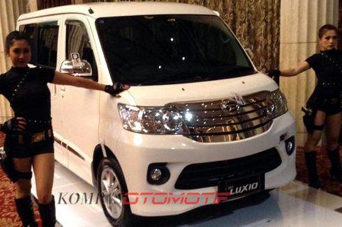 Dapat Pajak dan Diskon Diler, Daihatsu Luxio Lebih Murah Rp 40 Jutaan