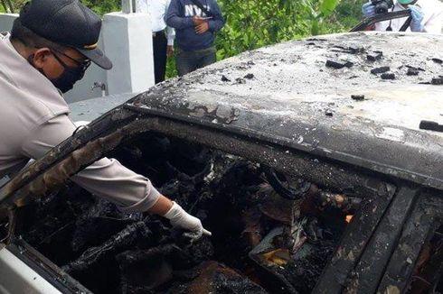 2 Balita Tewas Terbakar di Dalam Mobil Tetangga, Pemilik Halalbihalal, Orangtua Bekerja