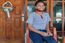 Tampil Lagi di Forum Internasional, Oslin Si Gadis Sumba Cerita Pengalamannya